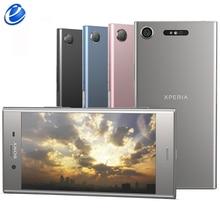 "Sony Xperia XZ1 double Sim G8342 4G RAM 64G ROM 5.2 ""Octa Core 19MP Android Smartphone Original 4G LTE téléphone portable"