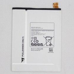 2 pçs/lote 4000mah bateria para Galaxy Tab S2 8.0 T710 EB-EB710ABE T715 T715C SM T713N T719C EB BT710ABE Interno Batt
