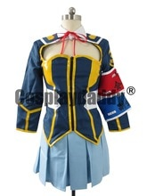 Caja Medaka Kurokami Medaka Hakoniwa Academia vestido de uniforme de escuela para niña disfraz de Cosplay