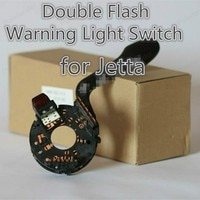 Double Flash Warning Light Switch Steering Column Handler Turn Signal Turn Signal Switch Double Flash 6KM953513