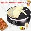 Crêpière électrique JB-33a appareil de cuisson domestique à revêtement antiadhésif