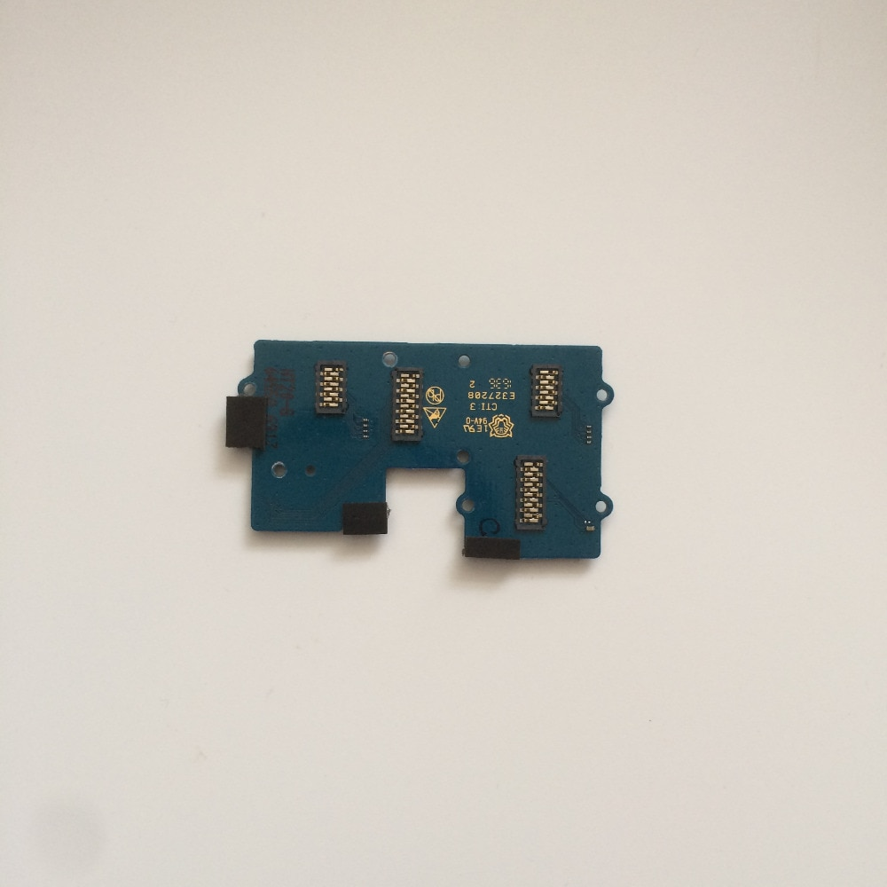 New Replacement SIM Card Reader Holder Connector For Homtom HT20 4.7 Inch 1280x720 MTK6737 Quad Core Cell Phone enlarge