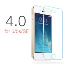 2.5d 9H Film Case For Iphone 5s 5c Tempered Glass Hd Glass On For Iphone 5s Tempered Glass Protectiv