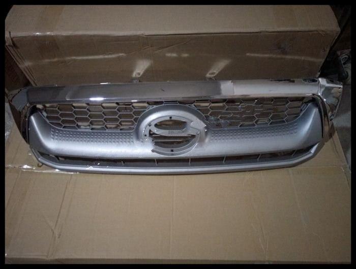 Qirun, rejilla de paragolpes delantero para Toyota HILUX VIGO 2008-2011