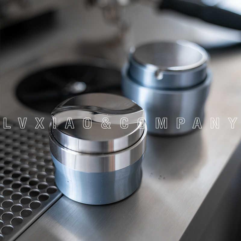 Watchget Coffee Distribution Tool 58mm Leveler Tool Stainless Steel Coffee Espresso Powder Bean Tamper Coffee Tampers Aliexpress