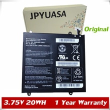 7XINbox 3.75V 20wh 5200mAh Original PA5218U-1BRS Laptop Battery For Toshiba PA5218U-1BRS Tablet