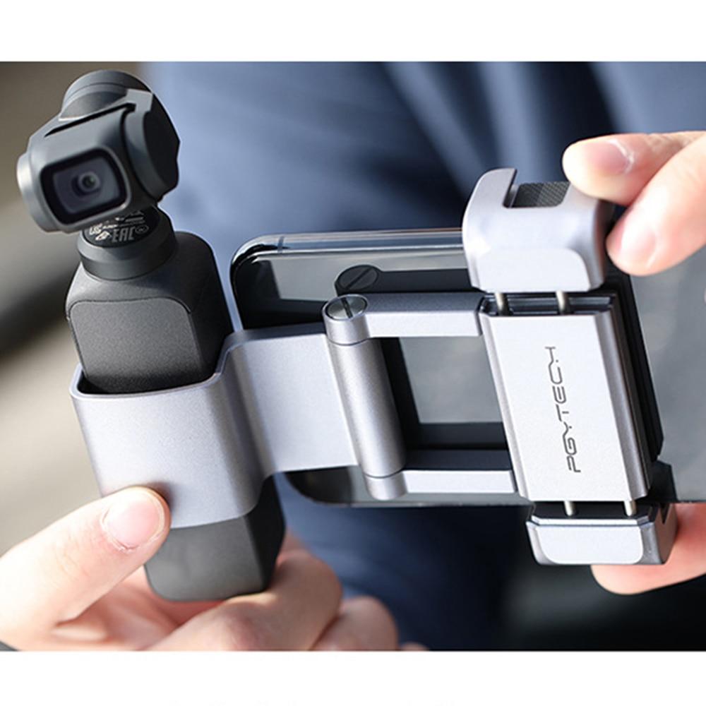 Original  DJI Osmo Pocket Accessory Foldable Phone Holder + Osmo Pocket Bracket Set