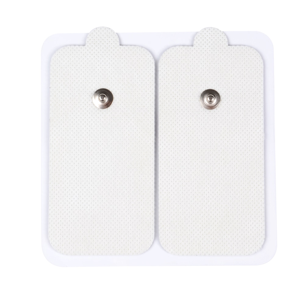 Pelvifine TENS Unit Electrodes Pads 5x10 10Pcs 20pc Replacement Pads Electrode Patches For Electrotherapy stimulation training