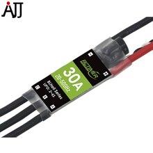Rctimer Mini 30A ESC OPTO BLHeli 14.1 Firmware sans BEC BLM306 Oneshot 125 Support 2-6 S LiPo bricolage contrôleur de vitesse Mulitrotor