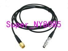 Fiche de câble 00 C5 à SMA mâle   Pour détecteur de défauts déquipement à ultrasons 3FT ~ 10M