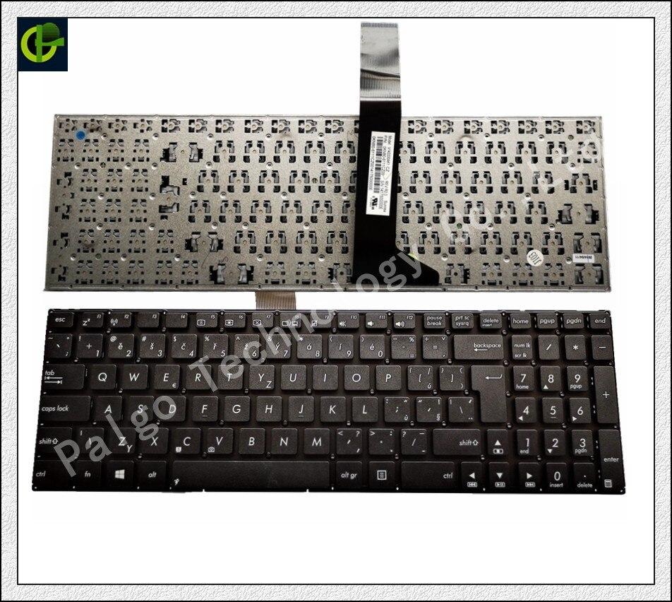 Чешская клавиатура для Asus R510L R510EP R510LA R510LB R510J R510LC R510LD R510V R510C R508 R508C R508CA S501 CZ fit Slovakia SK