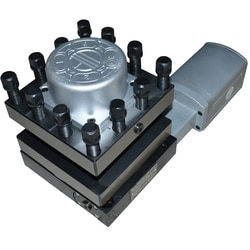 Cnc suporte de ferramenta elétrica vertical torreta faca resto torreta cnc HAK21162-70