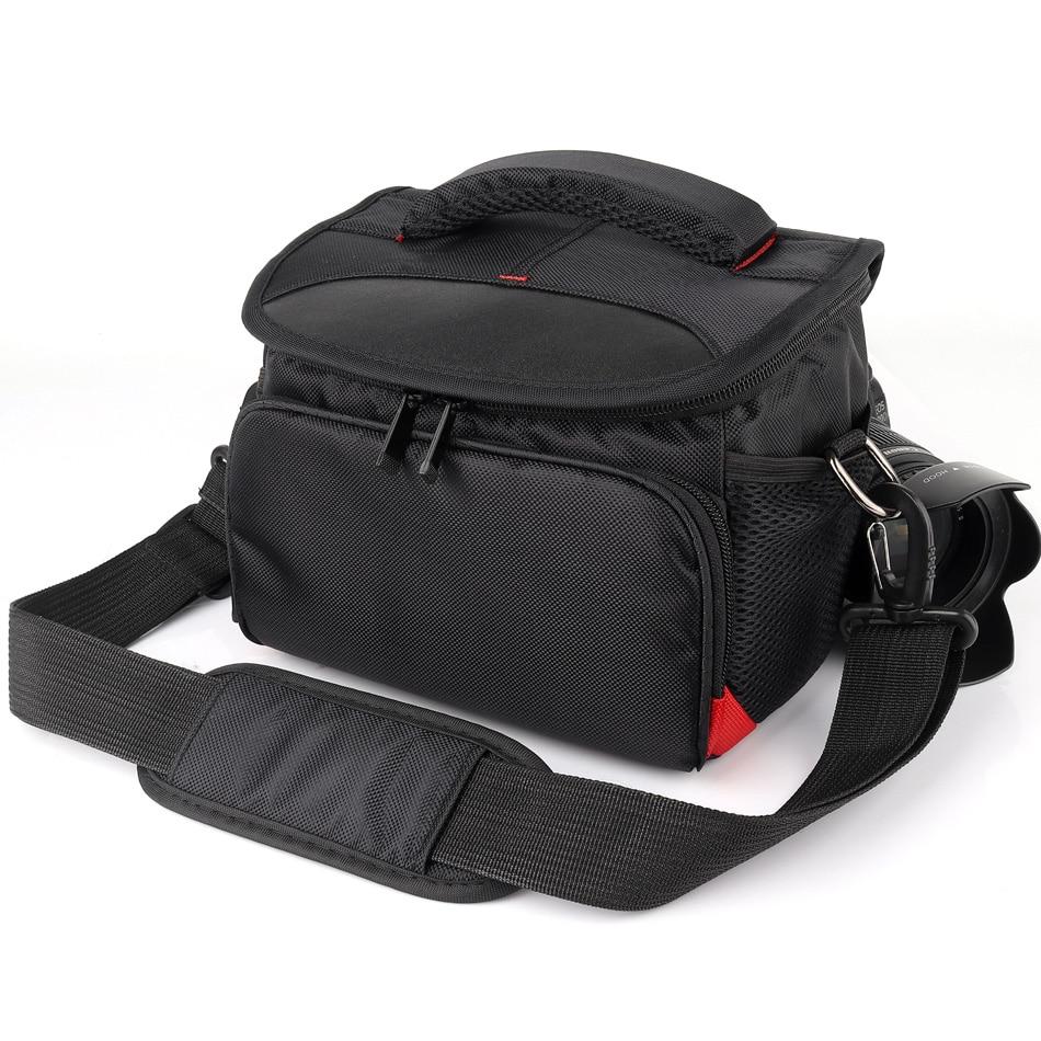 Cámara DSLR bolsa impermeable para Fujifilm X-T20 XT20 X-T10 XT10 X70 X30 X20 X10 XQ2 XQ1 X100F X100T X100S X100 XA5 funda para hombro