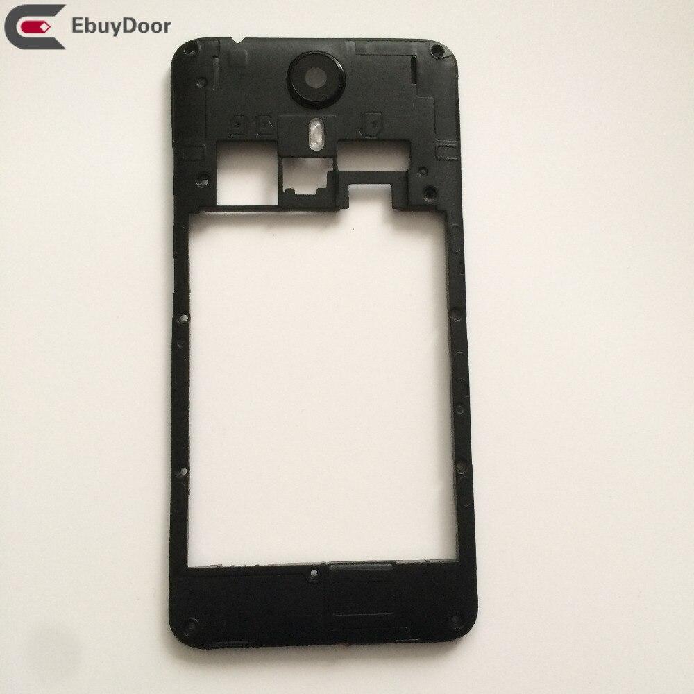 Used  Back Frame Shell Case + Camera Glass Lens for blackview BV2000S Free ship+Tracking