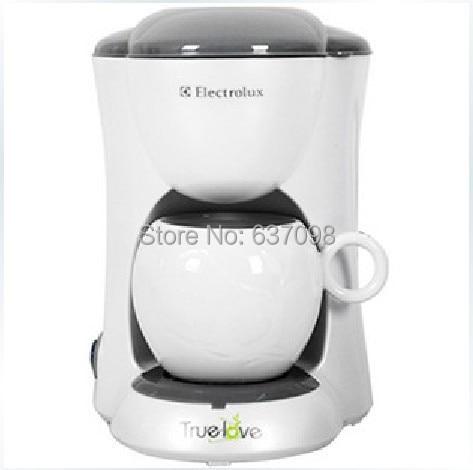 EGCM050 Electrolux single cup Cafe 150ml Americano machine household mini Coffee machine drip coffee maker  220v