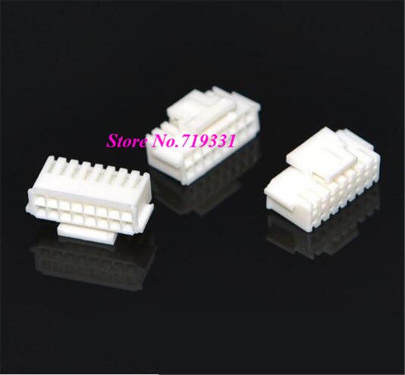 Micro Mini PHB 2,0mm 2x2p 2x3p 2x4p 2x hembra 5p conector de carcasa PHSD conector