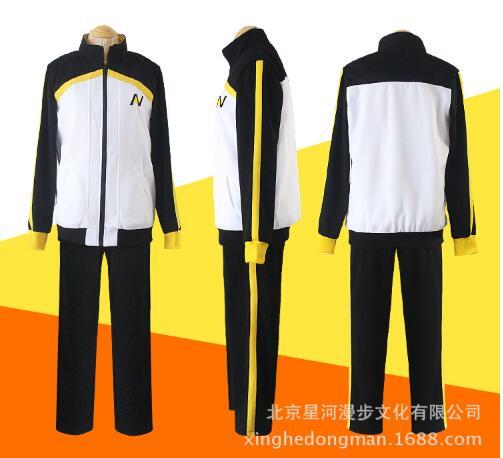 Anime Re: Life in a Different World from Zero Natsuki Subaru Cosplay Costume Full Set Sportswear Uniform