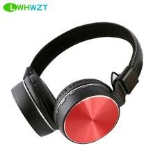 LWHWZT K1 Bluetooth 5.0 Earphones Headband Music Headphone FM TF Card Slot  Wireless Headset Headphones Mic xiomi redmi 5 plus