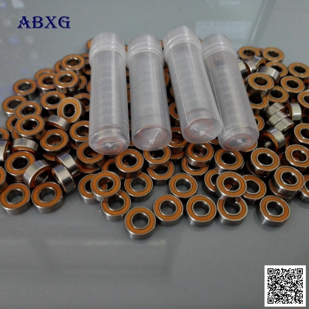 S623C-2OS S623 2RS 623 CB A7 ABEC7 3x10x4mm fischereifahrzeug lager edelstahl hybrid keramik lager 3x10x4 3*10*4