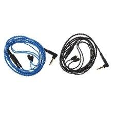 MMCX кабель для Shure SE215 SE315 SE535 SE846 наушники Кабели шнур