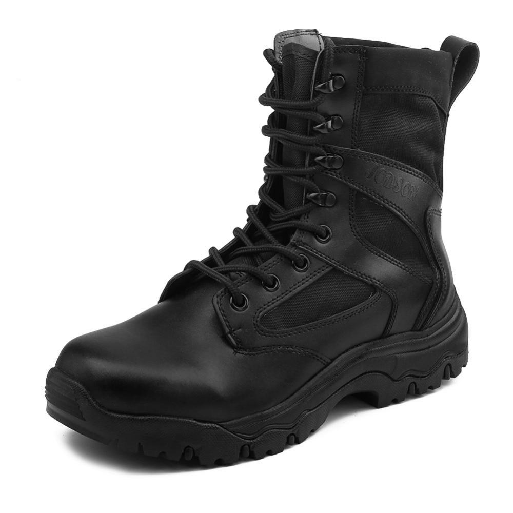 Men's Outdoor Hiking Sneaker Shoes  Military Combat Combat Boots Botas Tacticas Hombre Summer/Spring