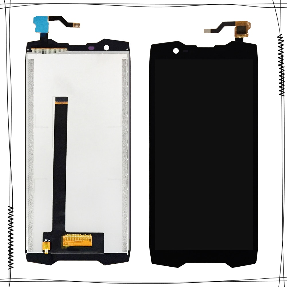 Para Blackview BV6800 Pro pantalla LCD y pantalla táctil 100% panel probado panel Sensor de vidrio montaje digitalizador