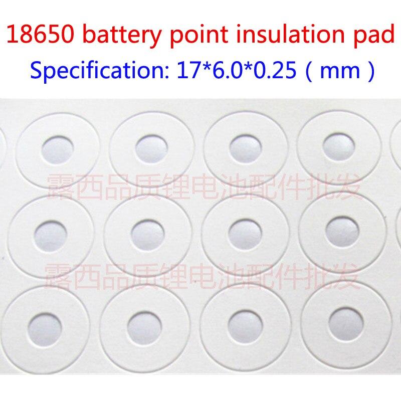 Купить с кэшбэком 100pcs/lot 18650 lithium battery anode steel welding cap can be pointed cap 18650 batteries instead of flat pointed hat
