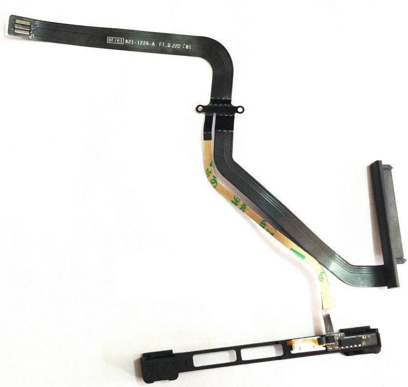 10 قطعة/الوحدة HDD القرص الصلب موصل الكابلات المرنة الشريط و القوس إصلاح جزء ل ماك بوك برو A1278 MC700 MC724 2011 821-1226-A