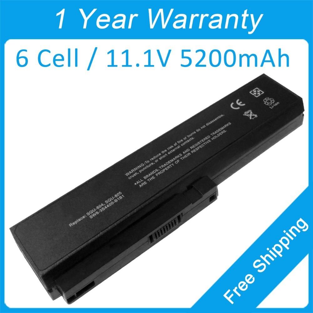 6 células bateria do portátil para LG RB410 RB510 RD410 RD560 R560 EB300 SW8-3S4400-B1B1 3UR18650-2-T0188 916C7830F 916T7820F