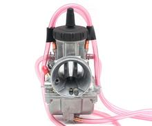 Pièces de carburateur en laiton 35mm   Pour Honda Suzuki Kawasaki KTM Dirt Bike moto