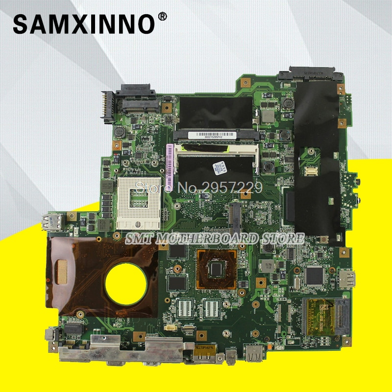 M51VR плата для ASUS M51V M51VA материнская плата для ноутбука тестирование Ok доставка Гарантия качества S-6
