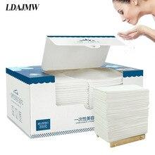 LDAJMW 20/40/60PCS Tragbare Multi-zweck Baumwolle Einweg Gesicht Handtuch Nass Trocken Dual-use- reinigung Handtuch Weichen Handtuch Für Reise
