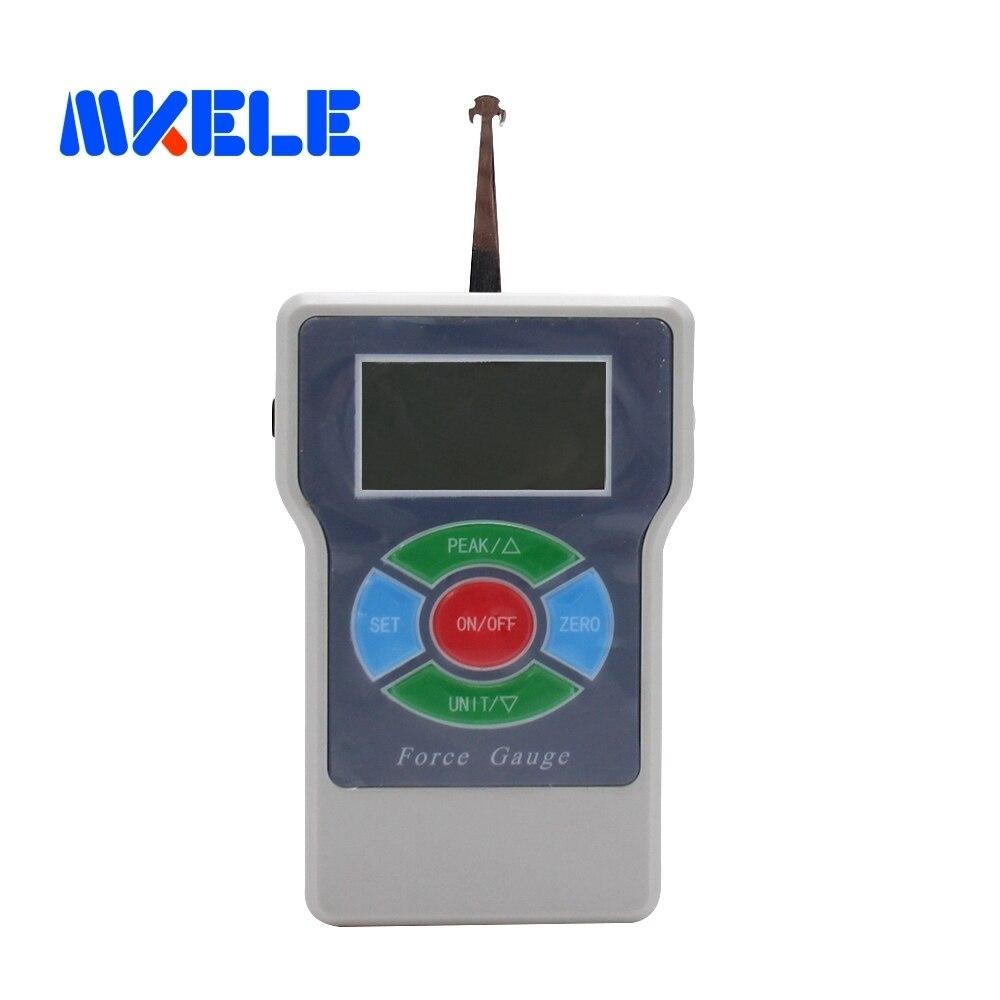 SEM-3Y medidor de tensión Digital herramienta de medición fuerza de empuje medidor de instrumentos