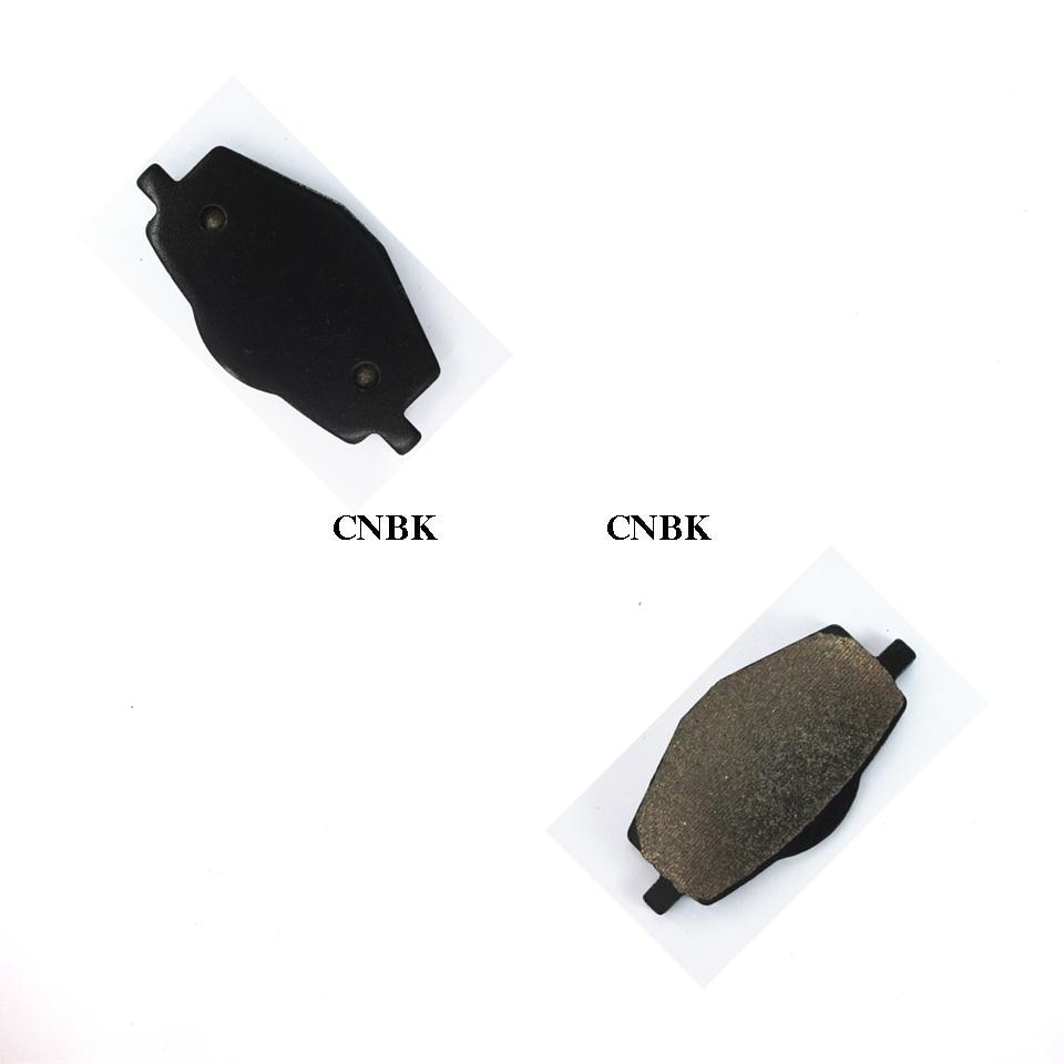 Pastillas de freno trasero delanteras para YAMAHA LC XC 125 TR Cygnus 96 - 03 DT 200 225 86-87 XT225 89-93 350 85-95 87 XT 600 Z Tenere 88-90