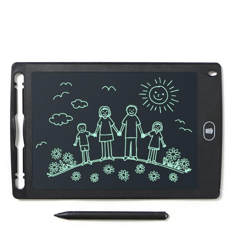 Dibujo Digital bebé LCD tableta escritura a mano pad portátil tableta tipo pizarra electrónica tablero ultrafino 23*15CM con pluma