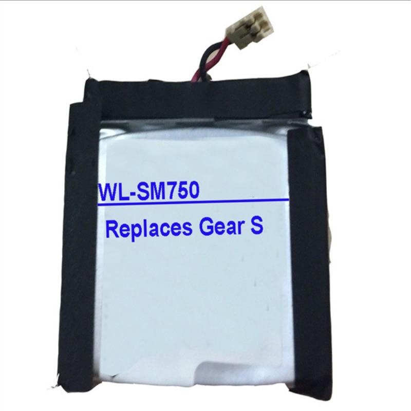 Bateria TTVXO para Smartwatch Engrenagem Samsung Galaxy S SM-R750 EB-BR750
