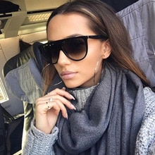 DJXFZLO-lunettes de soleil au Design de marque de luxe, verres de soleil universels, Explosion, UV400 pour hommes, nouvelle collection 2019