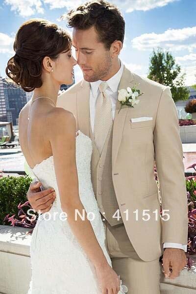 FREE SHIPPING/CUSTOM cheap GROOM SUIT//New Design Notch Lapel Groom wear Tuxedos Groomsmen Men's Wedding Suits Best man dress