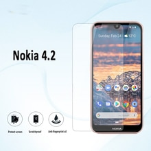 Smartphone 9H Tempered Glass for Nokia 4.2 5.71