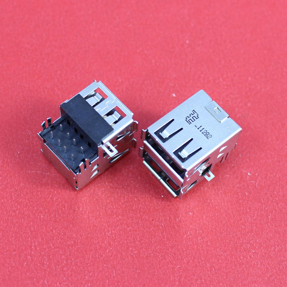 1 unidad 2,0 conector doble USB para Acer Aspire 3050 5050 5070...