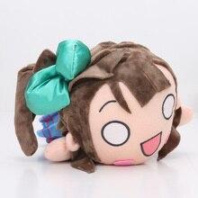 30cm amor. Jumbo ídolo de la Proyecto de peluche de felpa suave almohada cojín Kotori Minami Nishikino postura acostada de peluche de juguete muñecas
