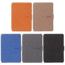 Couverture de coque ou étui de protection de Texture de tissu pour 6