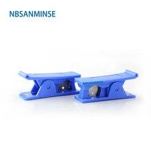 NBSANMINSE coupeur de ciseaux   Outil de coupe de Tube pour PVC PU en Nylon, tuyau en plastique, pièces pneumatiques