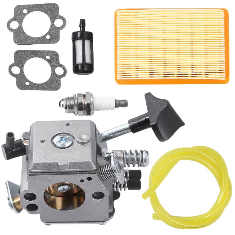 Kit de carburador de cortacésped para Stihl BR320 BR340 BR380 BR400 BR420, soplador de mochila, piezas de herramientas para jardín