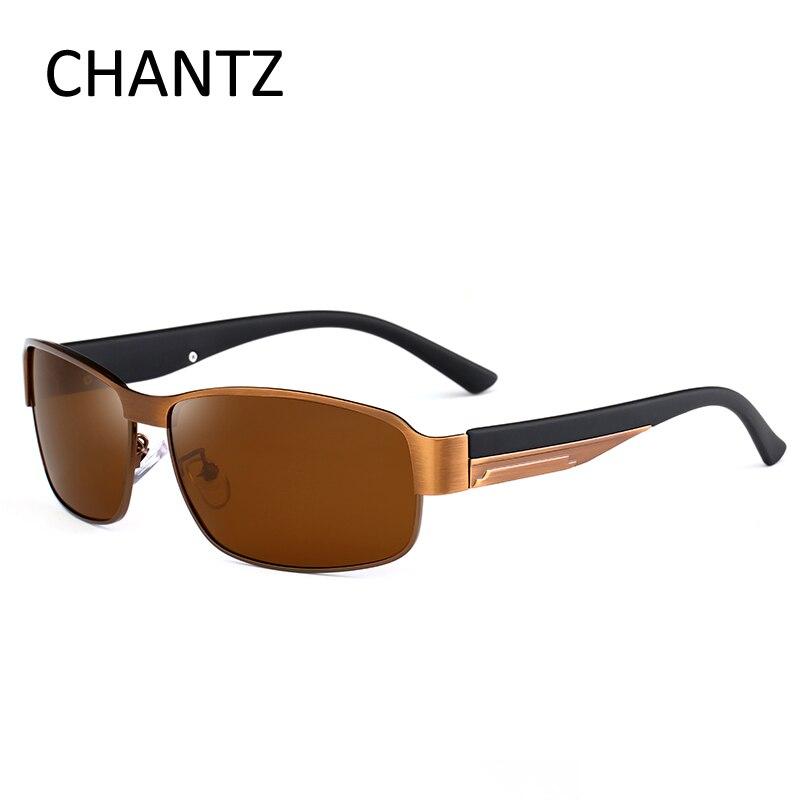 Мужские водительские очки в стиле ретро, поляризованные солнцезащитные очки 2021, мужские спортивные очки с защитой UV400, квадратная оправа, со...