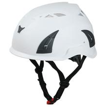 LOCLE Mountain Climbing Helmet Integrally-molded Rock Climbing Helmet CE Certification Material ABS+EPS