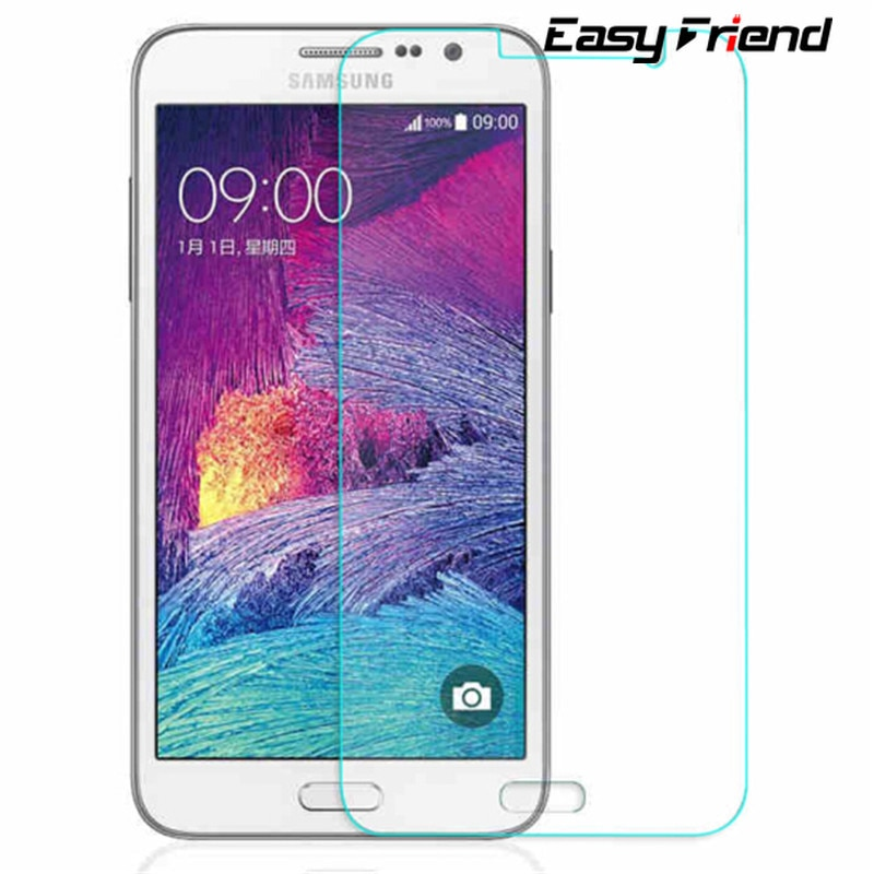 For Samsung Galaxy Grand Max LTE G7200 G720N G720 Screen Protector Toughened Protective Film Guard 9