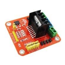 L298 L298N Dual Bridge DC Stepper Motor Driver Shield Module Expansion Controller Board
