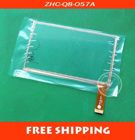 "Nuevo 7 ""MIO MUNDO 7 Q88 Q8-DH SR ZHC-Q8-057A Tablet pantalla táctil capacitiva panel digitalizador de vidrio de envío gratis"
