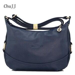 Chu JJ Luxury Handbags Women's Genuine Leather Handbags Fashion Women Bags Women Messenger Bags Shoulder Bag Ladies Bolsas